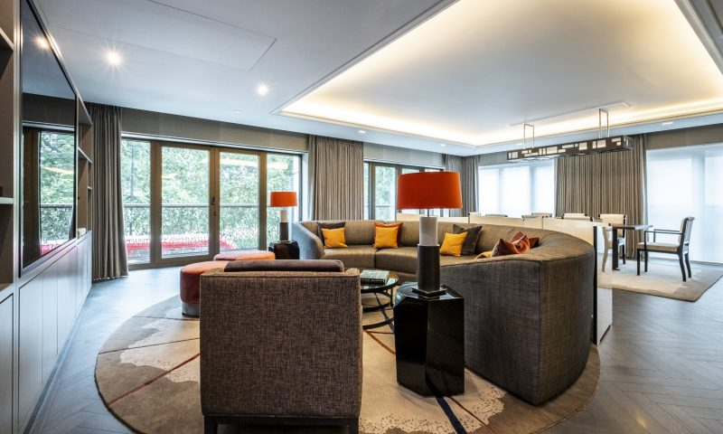 Clarges Mayfair Apartment